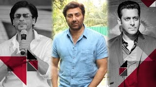 OMG! Sunny Deol Targets Shahrukh Khan​, Salman Khan​ & Ajay Devgan​, But Why? | Bollywood News