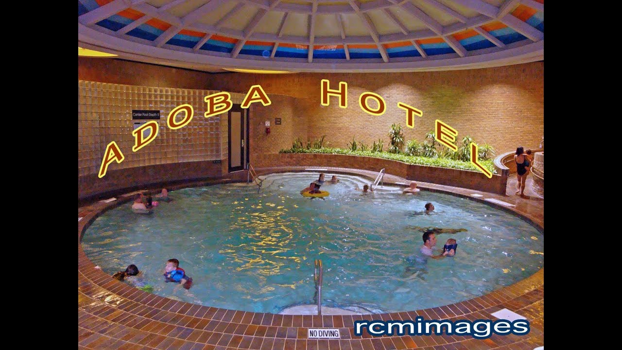 Adoba Hotel Dearborn Detroit Formerly Hyatt Regency Indoor Swimming Pool Dearborn Michigan