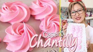 Receita Falso Chantilly de Leite de Coco – Para Confeitar Bolos