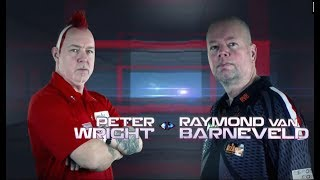 2018 Melbourne Darts Masters Quarter Final Wright vs van Barneveld
