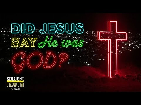 Did Jesus Say He Was God | Bible Verses about the deity of Jesus