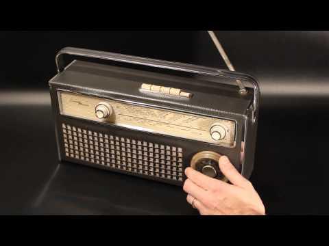 Luxor transistor radio BT 504