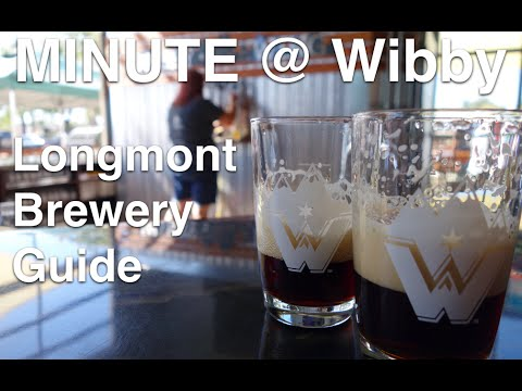 Minute at Wibby Brewing, Longmont Colorado
