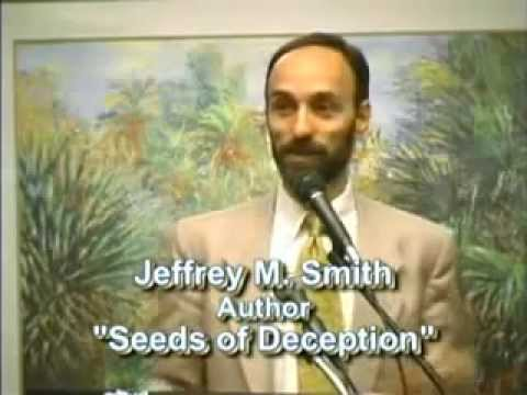 The Dangers of Genetically Modified Food - Jeffery Smith