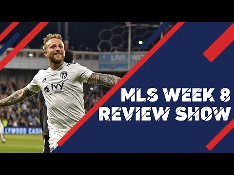 Record-Tying 48 Goals Scored in One Week | Week 8