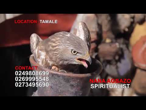Nana Agbazor Advice About The Spiritual People