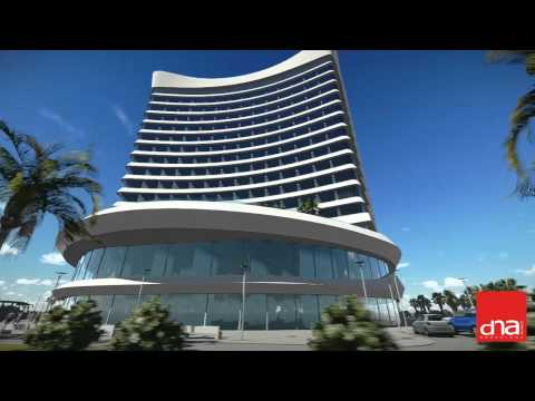 DNA Barcelona Architects - HOTEL NIGERIA