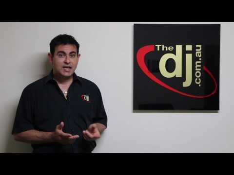 The DJ - Perth Wedding DJ & Photography Hire Service