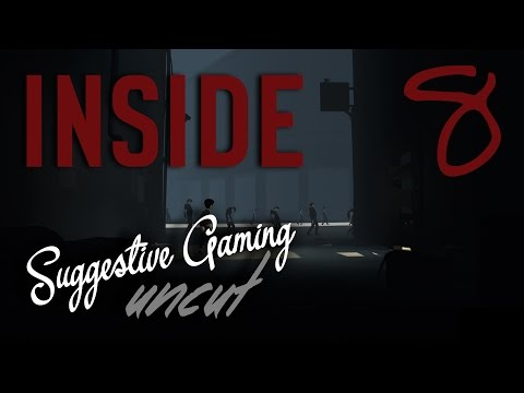 William is a Really Nice Guy - INSIDE Part 8 - Suggestive Gaming Uncut