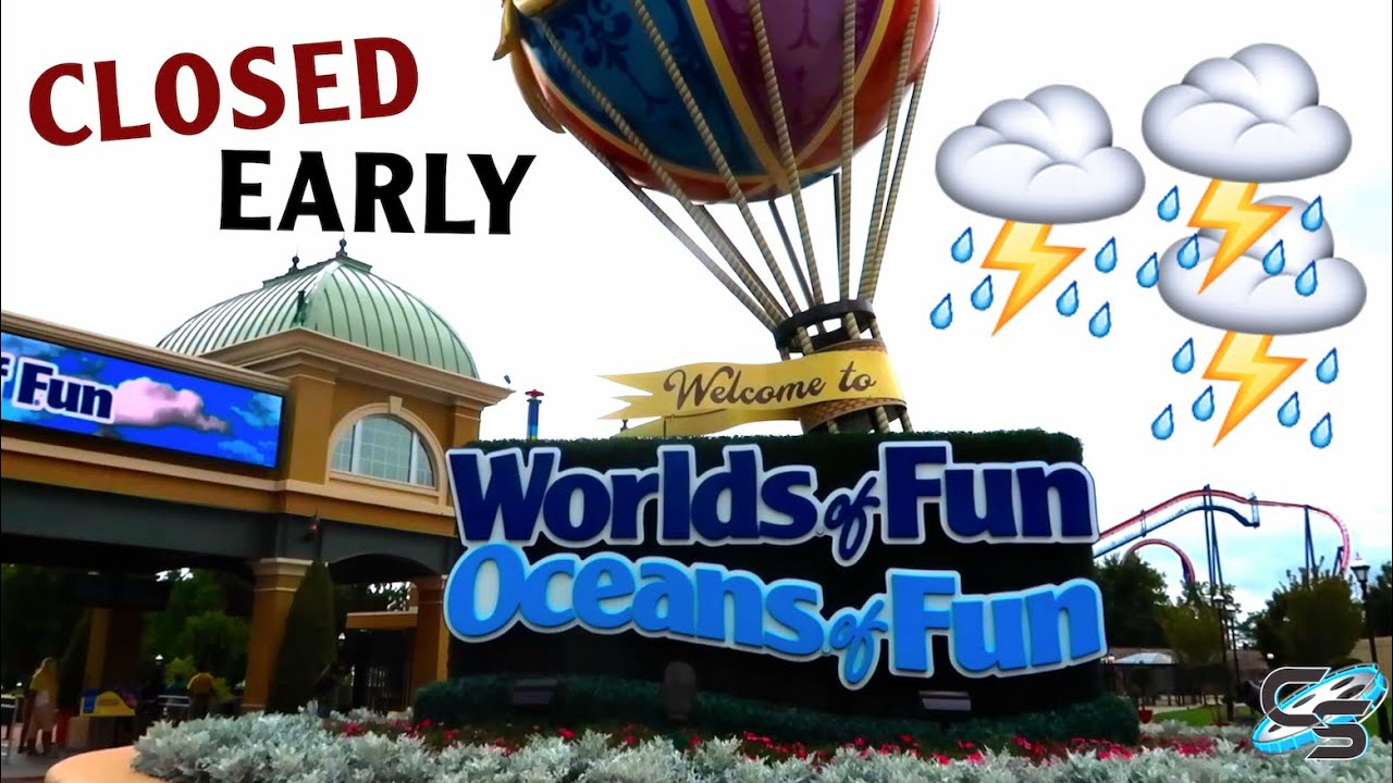 The Worst Visit Ever to Worlds of Fun