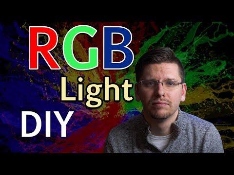 DIY RGB Light Box