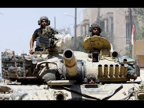 أخبار عربية - خلية الإعلام الحربي: تحرير 50 % من #الموصل القديمة  - نشر قبل 2 ساعة