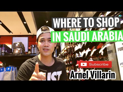 Where To Shop In Jubail Saudi Arabia
