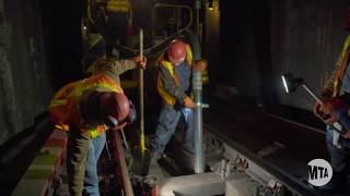 Subway Action Plan: Cleaning Drains with Vac-Tron