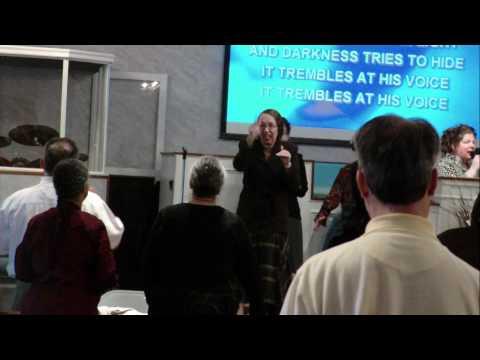 Apostolic Tabernacle Worship service in ASL 3-25-12