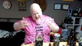 Kame & Kettle Beer Works Chipotle Porter : Albino Rhino Beer Review