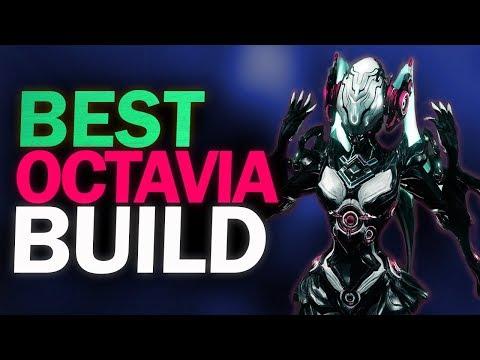 *UPDATED* OCTAVIA BUILD!   *NEW* Insane Octavia Loadout & Guide   Warframe thumbnail