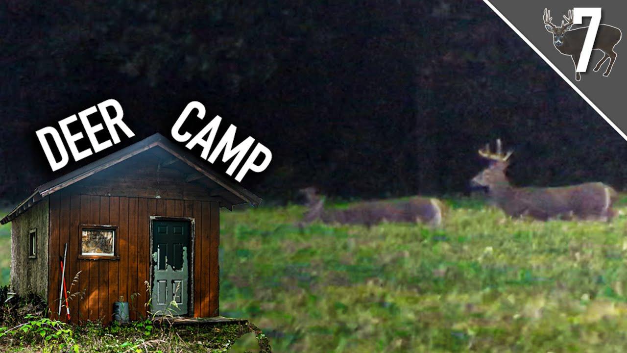 WISCONSIN Archery Opener Deer Camp! We are on the Bucks! 🦌