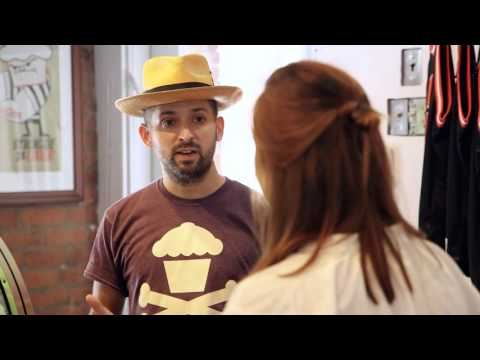 How to build a brand by Johnny Cupcakes