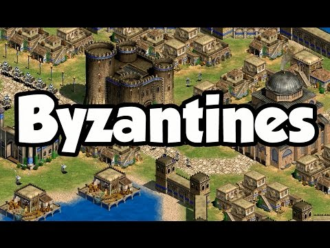 Byzantines Overview AoE2