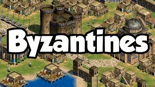 Byzantines Overview: Age of Empires 2 HD