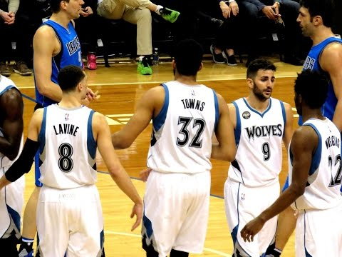 Minnesota Timberwolves 2017 HD Mixtape - The Future