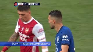 Arsenal - Čelsi 2:1   Finale FA Kupa 2020 Golovi sa Utakmice   SPORT KLUB FUDBAL