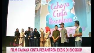 Vebby Palwinta Dan Fachri Muhammad Nobar Film Cahaya Cinta Pesantren - Obsesi 13/01