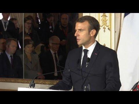 Emmanuel Macron : l'Etat sera