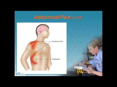 EMST 100   Gastrointestinal and Urologic Emergencies Part 1