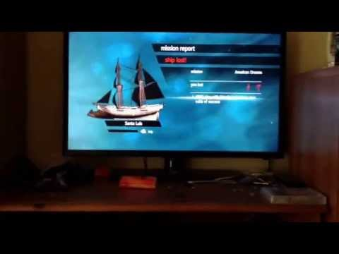 How to get diamond sails and other collectables in AC4 Black