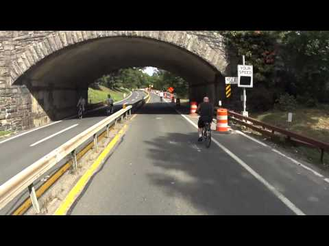 BRONX RIVER PARKWAY (time lapse)