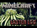 Minecraft Easter egg - CTHULHU Secret Boss!!