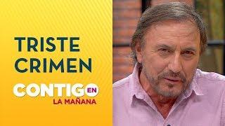La Madeleine Chilena: Carlos Pinto impactó con el caso de Katalina - Contigo en La Mañana