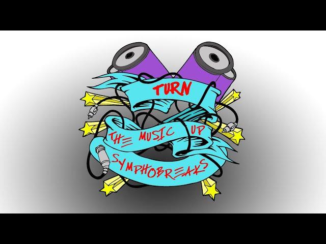 SymphoBreaks - Turn The Music Up [Electro Freestyle Music]