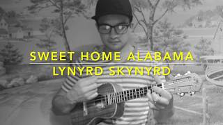 Sweet Home Alabama - Lynyrd Skynyrd (Ukulele Cover) - Play Along