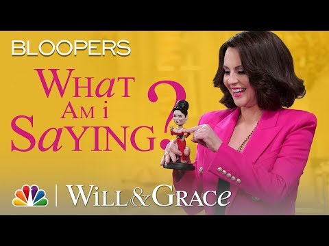 305 Bloopers! What Am I Saying? - Will & Grace