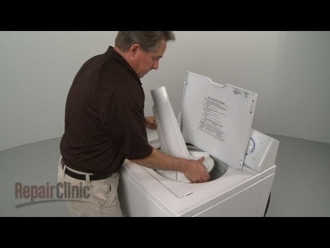 Agitator - Frigidaire Washer: Top-Loading