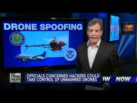FOX Exclusive: Domestic Drones Vulnerable to Terrorist Hijacking ...