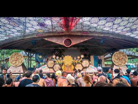 Eat Static - Full Set @ Ozora Mainstage 2016