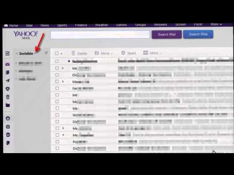 New Yahoo Mail - How To Verify Messenger Conversations