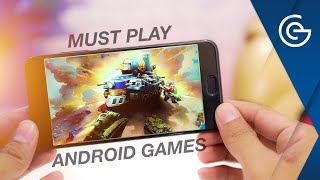 Top 10 Best Android Games - July 2017
