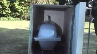 Die Sendung mit der Maus erklärt wie ein Kühlschrank funktioniert - Einbaukühlschrank