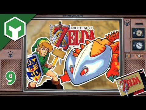 Dark Palace COMPLETED   Zelda Link to the Past   SNES mini Classic