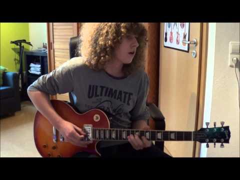 Midnight Blues Gary Moore Guitar Jam