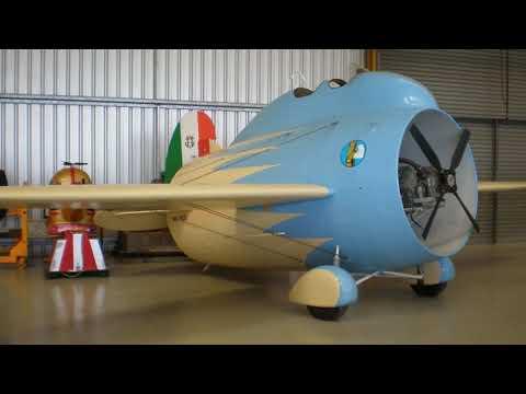 Удивительный итальянский самолет Stipa-Caproni