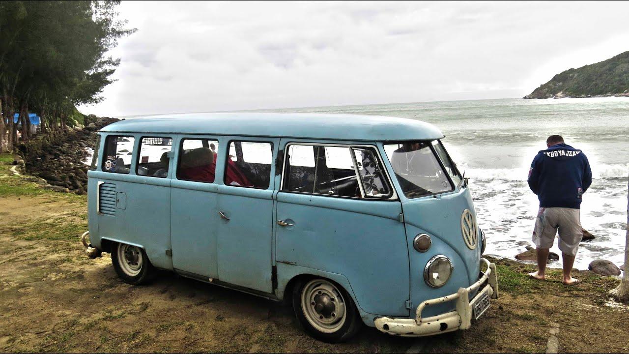 1 vw bus beach camper k2p filmes youtube