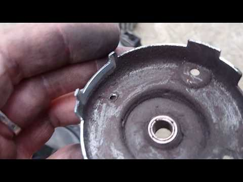 Замена моторчика печки, и салон от н16