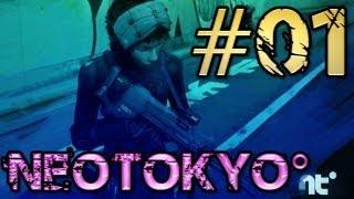 NEOTOKYO° Gameplay [#01] CTG - Erste Schritte