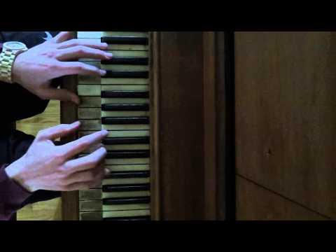Wolf - Tyler, the Creator (piano)